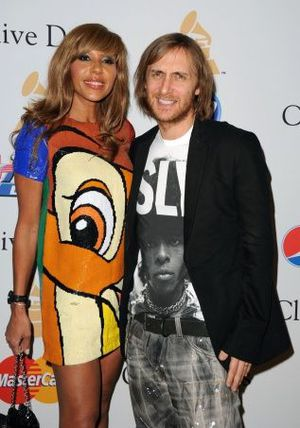 David Guetta talks about his Grammy for Madonna's Remix ''Revolver''