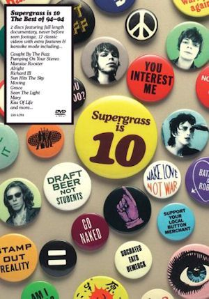 Supergrass - Supergrass Is 10