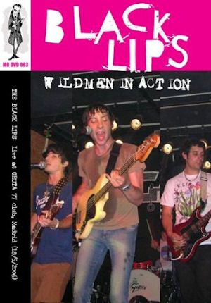 The Black Lips - Wild Men In Action