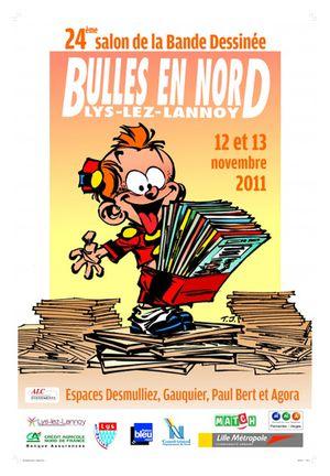 24e bulles en nord le salon de la bd de lys lez lannoy for Salon de la bd colomiers