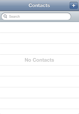 iphone contacts are gone