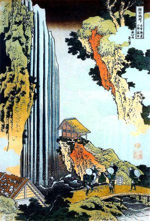 Hokusai cascades
