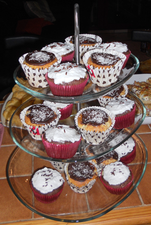 muffins façon bounty