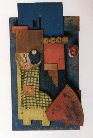 10 Schwitters 21 Construction Merz Philadelphia Museum of A