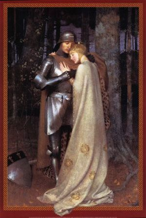 a knight and his lady 12