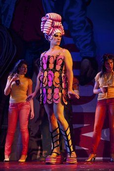 Review: ''Priscilla Queen of the Desert, the Musical''