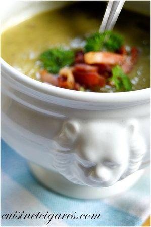 Soupe de Chou Frisé Duo 2