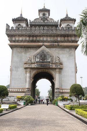 A Vientiane, Laos