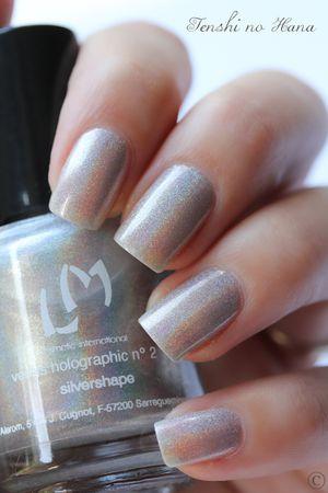 holo silvershape 8