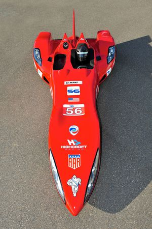 DeltaWing Michelin 16