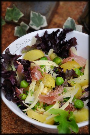 Salade a
