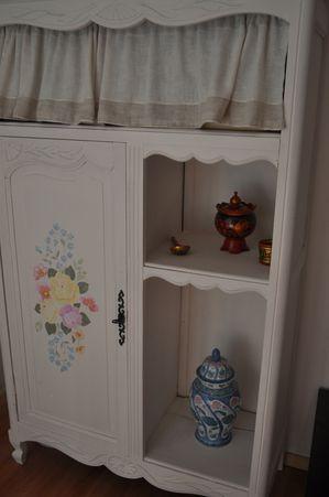 Tuto pour peindre ses meubles au coeur de marie for Peindre ses meubles