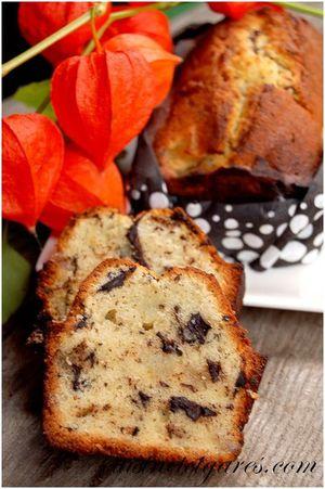 Cake aux Poires ert Chocolat Duo2
