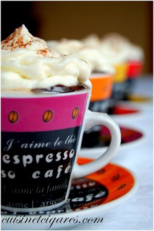 Cupcake Café Crème Duo 7
