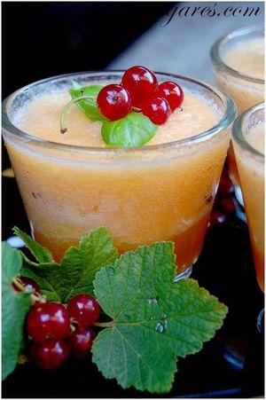 Gaspacho de Melon en Gelée Duo 2
