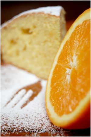 Gâteau à l'Orange Solo