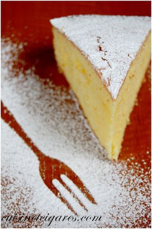 Gâteau à l'Orange Trio 3