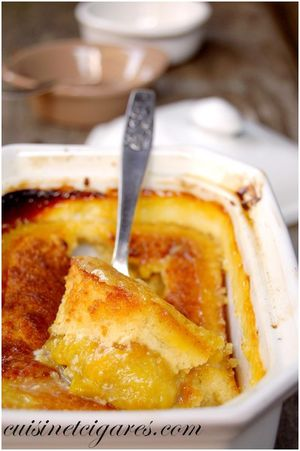 Gratin Prunes Jaunes 2