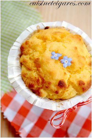 Petits Cakes de Maïs et Citron Duo 2000
