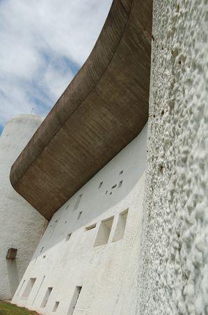 le corbusier chapelle de Ronchamp (5)