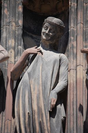 Strasbourg cathedrale sculptures (4)