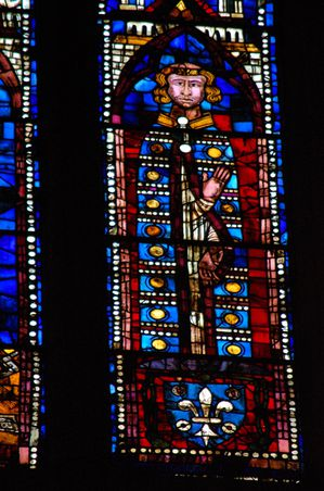 Leon cathedrale vitraux (35)
