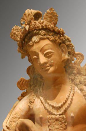 Fondukistan bodhisattva (3)