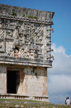 maya uxmal palais du gouverneur (3)