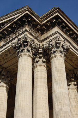 Soufflot Paris le Pantheon (12)