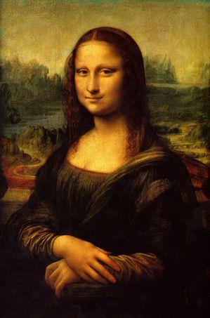 Leonard de Vinci la joconde