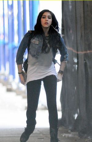 Lourdes Leon in New York - May 3, 2011