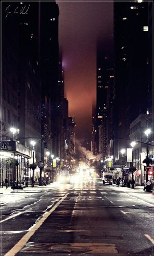 new york nuit