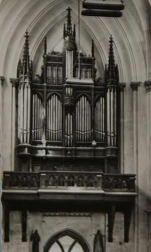 orgue Saint Jacques