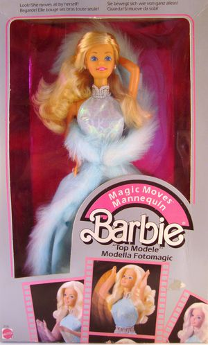 1986 Top Modele Barbie (en boite) No-2126-1