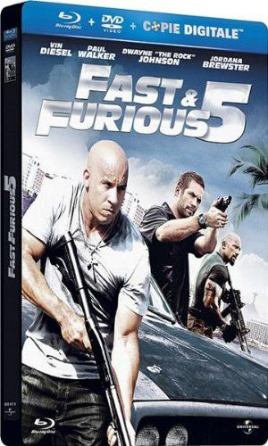 Fast and Furious 5 Combo Blu Ray