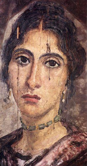 Fayum portraits de femmes (3)
