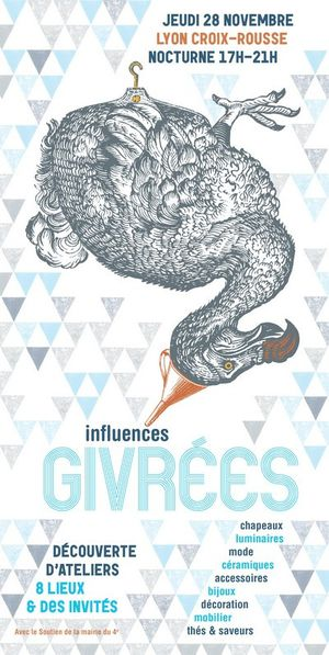 influences givrees flyer