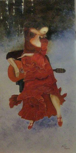 flamengo les peintures de jacqueline colbac. Black Bedroom Furniture Sets. Home Design Ideas