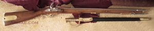 Baker rifle britannique MQ103A