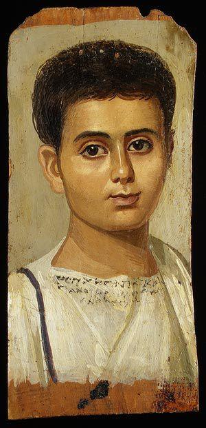 art copte coptic portraits cirage (6)