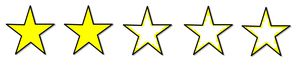 2 étoiles