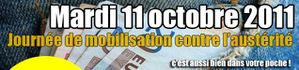 Etiquette 11 octobre 2011