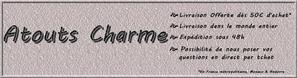 Bannière atouts charme