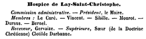 Lay St Christophe1860