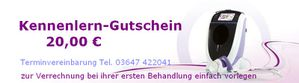 Gutschein program e-o