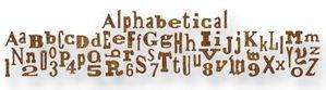 alphabetical 15-75-