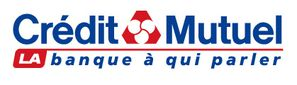 logo cm pantone bleu rouge