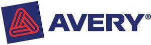 logo Avery - Horizontal digital