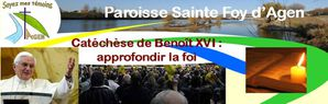 catéchèse Benoît XVI