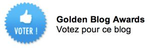 Vote Golden Blog Awards